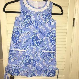 Little girls Lilly Pulitzer dress